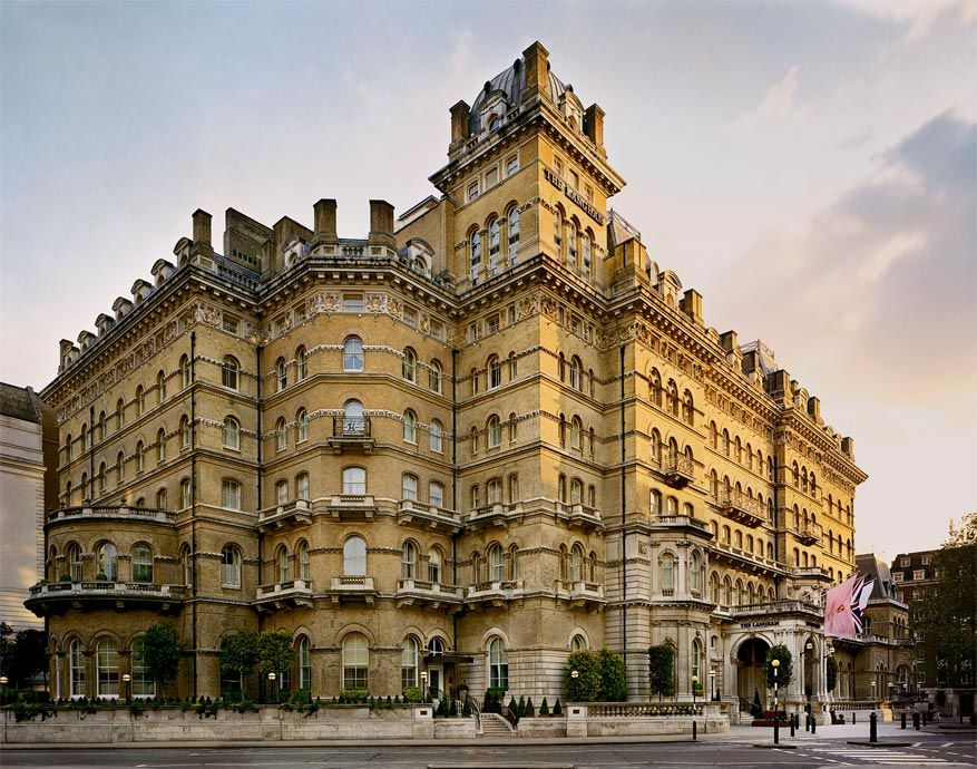 Hotel The Langham © Wikimedia Commons