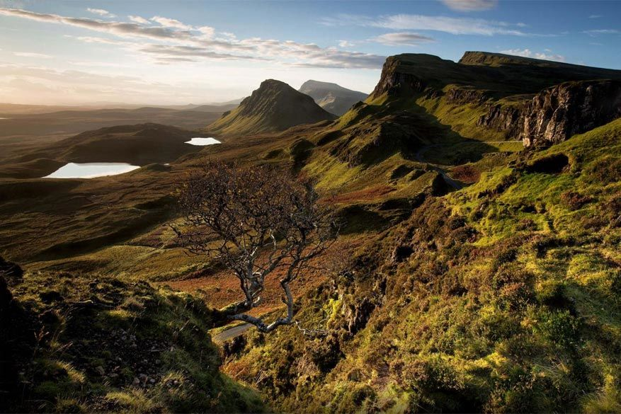Quiraing. © Phil Buckle