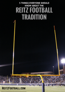 5 Things Everyone Should Know About the Reitz Football Tradition