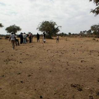 People living with HIV and Aids in Samburu County are distressed as a result of the current drought which has hit them hard.Picture:Henry Owino
