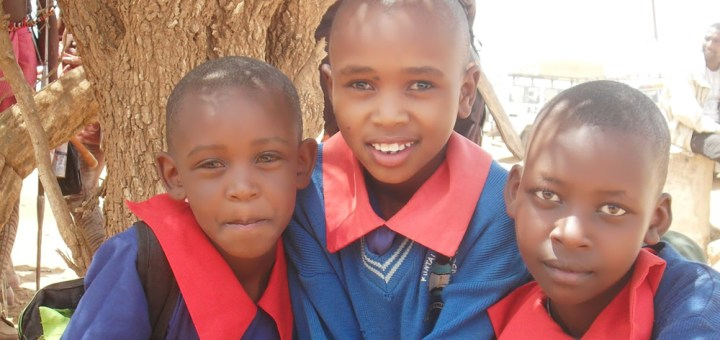 With the right interventions the girl child can enrol and stay in school. Photo Joyce Chimbi