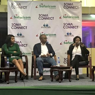 Panelists at a forum organised by SoMA Connect to discuss the impact of fake news and how to control it. Picture:Courtesy