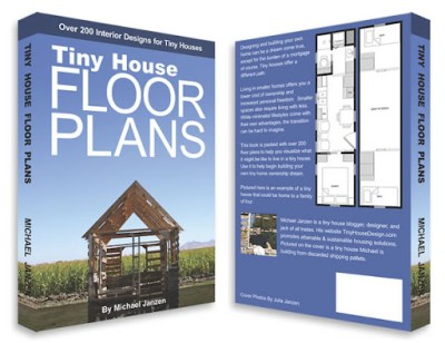 FREE tiny house/cabin plans/blueprints from Michael Janzen (and his new book) | Relaxshax's Blog