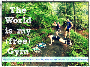 The World is Your Gym…Exercise is Free.