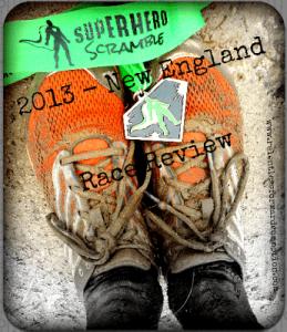 2013 New England Superhero Scramble Charger – review & recap