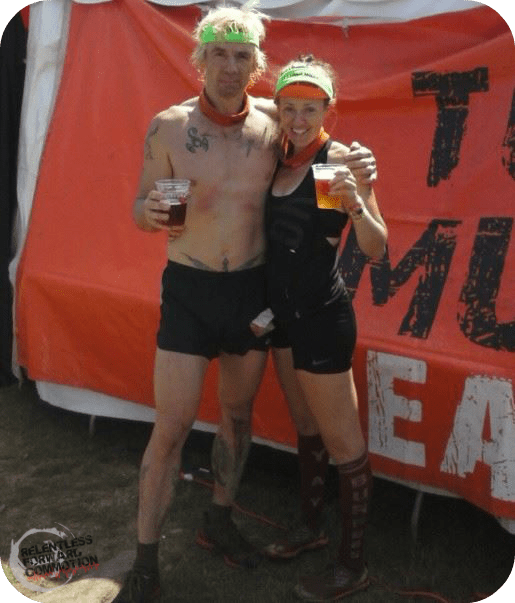 Tough Mudder Finsih