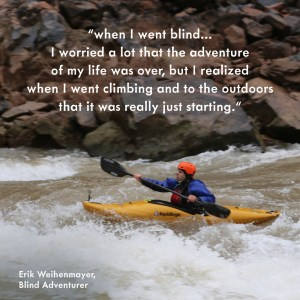Breaking Barriers: Erik Weihenmayer