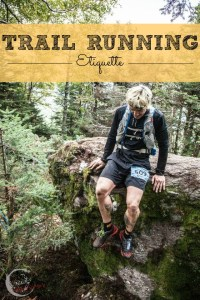 Trail Running Etiquette Tips