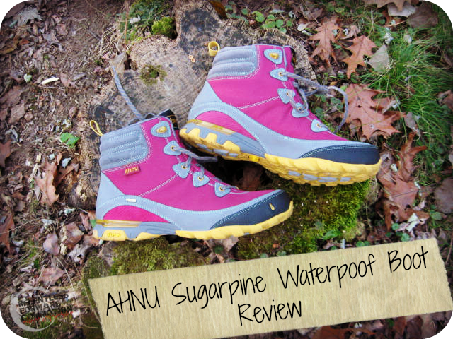 Ahnu Sugarpine Waterproof Boot Review