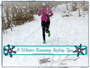 8 Winter Running Safety Tips