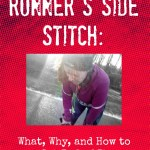 Side Stitch pin