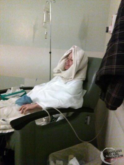 pre surgery cocoon