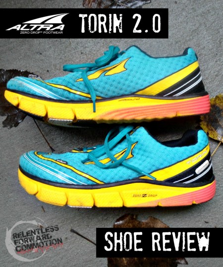 Altra Running Torin 2.0 Shoe Review