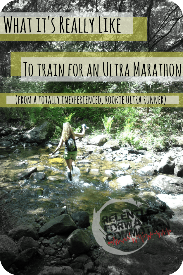What it's really like to train for an ultra marathon
