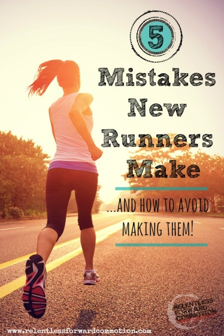 Mistakes New Runners Make