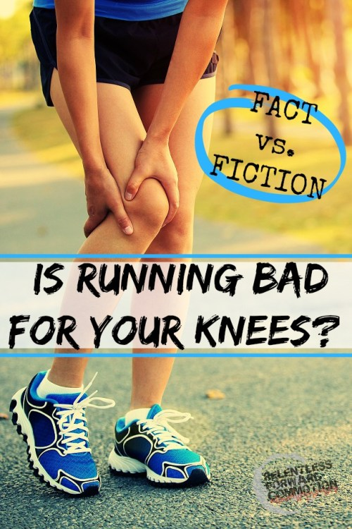 Is Running Bad for Your Knees