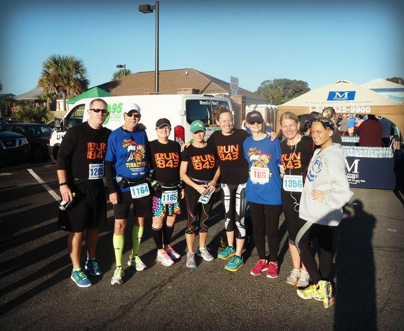 Team Run 843