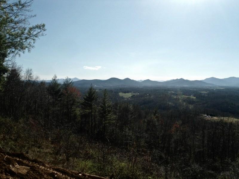 Mountains Asheville