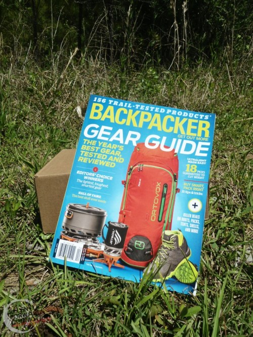 Backpacker Magazine Spring Gear Guide
