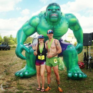 Xterra Myrtle Beach Trail Run / The HULK 50K Race Report