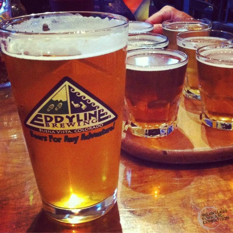 Eddyline Brewing Buena Vista CO