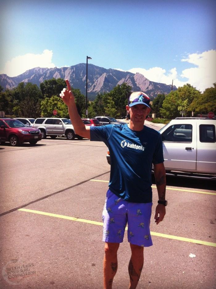 Flat Irons Boulder CO