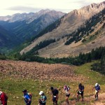2016 TransRockies Run: Stage 2 – Vicksburg to Twin Lakes (via Hope Pass)