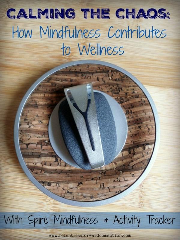 Spire Mindfulness & Activity Tracker