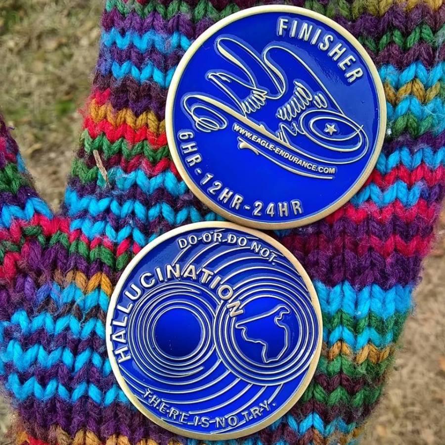 Hallucination 6/12/24 Trail Race