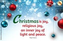 Dashing Merry Quotes Is Religious An Inner Joy Peace Religious Merry Quotes Religious Quotes Mor Teresa Light