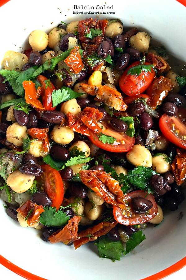 Paleo Balela Salad