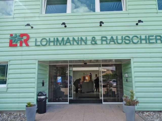 00 Hall entrée Lohmann et Rauscher