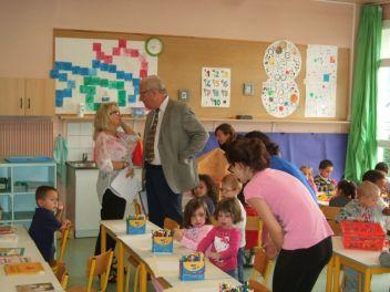 Rentrée scolaire dans le primaire 011