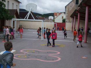 Rentrée scolaire dans le primaire 044