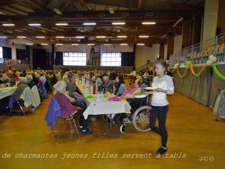 09 service à table