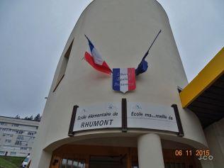 0 école maternelle du Rhumont