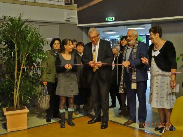 01 Inauguration salon des arts