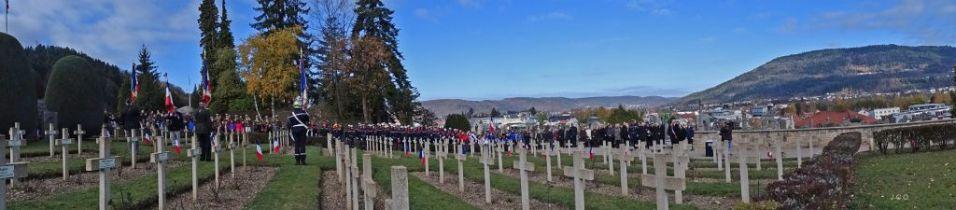 18 hommage aux morts 14-18