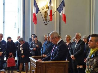 21 allocution de Mr le Maire