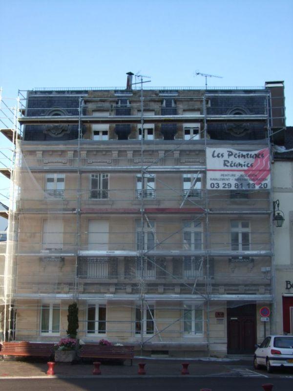 L'immeuble au 8 Place Henri Utard