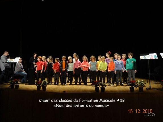 00 Classe de Formation Musicale