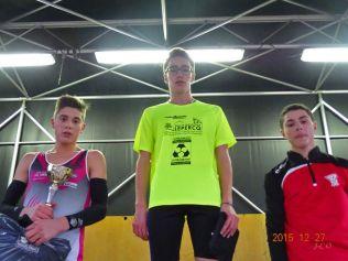 11 podium minines-cadets
