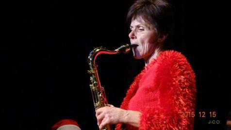 21 Classe de Saxophone