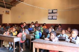 Visite d'école - Fianarantsao
