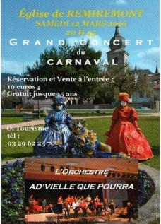 00 Affiche Concert du Carnaval