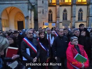 03 les Maires des communes avoisinantes