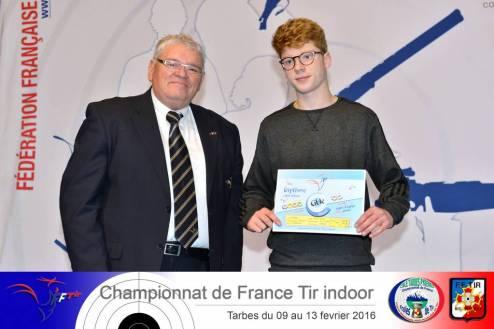 Pierre-François à Tarbes 2016