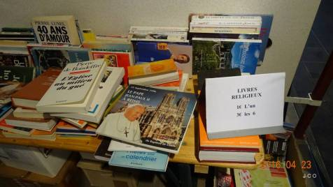 08 Livres religieux