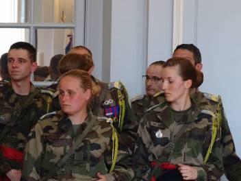 29 Femmes soldats