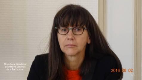 05 Mme la Secretaire Generale de la prefecture